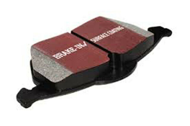 Ford Mondeo 2.0Td 2000-07 Ebc Ultimax Front Brake Pads Dp1322
