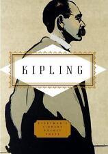 Everyman's Library Pocket Poets: Kipling by Rudyard Kipling (2007, Hardcover)