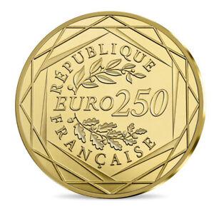 250-Euro-Gold-Frankreich-Marianne-2019-im-Etui-Goldmuenze-Stempelglanz