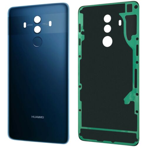 Huawei mate 10 pro Funda trasera Tapa batería Midnight azul integrada película adhesiva