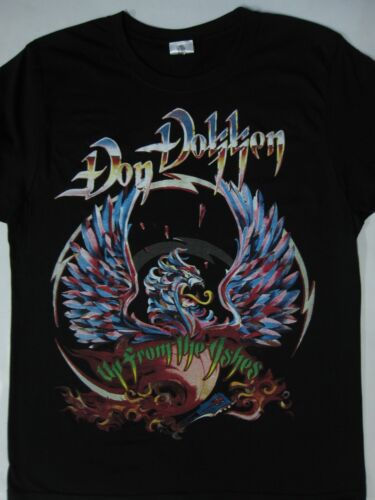 S-XXXL Don Dokken-Up from the Ashes Tour T-Shirt