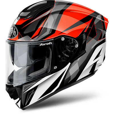 Airoh ST5TH55 ST 501 Thunder Red Gloss M