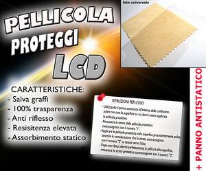 Pellicola-in-silicone-protezione-per-Motorola-Moto-E-panno-pulizia