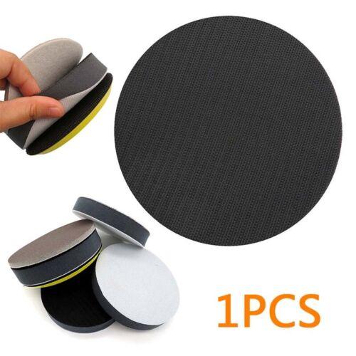 Schwamm Pad Puffer 12.7cm Polierset Wachs Verputzen Weich Flach Schutz Werkzeug