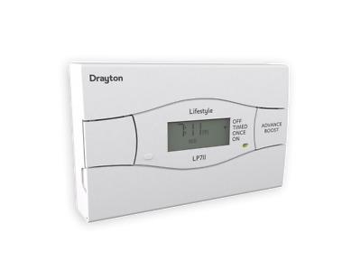 DRAYTON LIFESTYLE LP711 7 DAY SINGLE CHANNEL BRITISH GAS UT1 PROGRAMMER BNIB