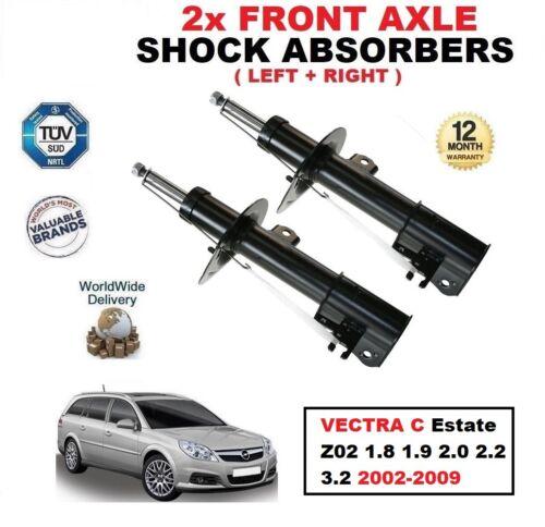 Front Amortisseurs Ensemble pour Vectra C Estate Z02 1.8 1.9 2.0 2.2 3.2 2002-2009