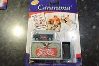 Vintage 2005 Pepsi Cararama Limited Tin Box Edition Diecast Vw Splitscreen 2