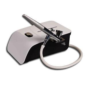 Cake-Art-Craft-Decorating-Airbrush-and-Compressor-Kit-Spray-Gun-25-psi-1-8-bar