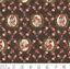 ROSES-FLORAL-FABRIC-100-COTTON-POPLIN-FAT-QUARTERS-METRES-SHABBY-CHIC thumbnail 15