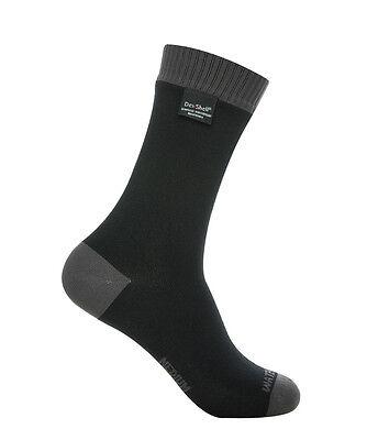 Dexshell Coolvent Lite-calzini Impermeabile-grigio-