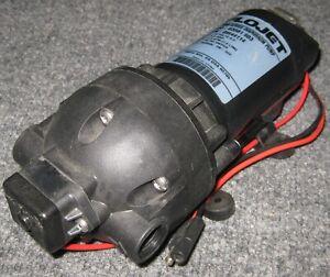 Flojet-3000-Series-On-Demand-Spray-Pump-w-Switch-12-VDC-8-A-60-PSI-2-GPM