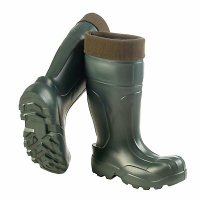 Crosslander Stivali Da Uomo Toronto-verde - 45 Stivali Invernali A Pesca Stalla Uomo-