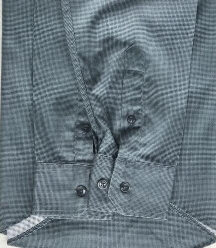 Taglia Collezioni Uomo M formale Armani Camicia testurizzata scuro Verde AqwSF0d