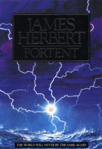 Portent,James Herbert- 9780340509104