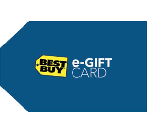 Buy a Best Buy $150 gift card and Get an addt'l $10 eBay gift card - Via Email