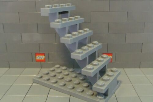 Staircase 7 x 4 x 6 Open LEGO #30134 Choose Your Color