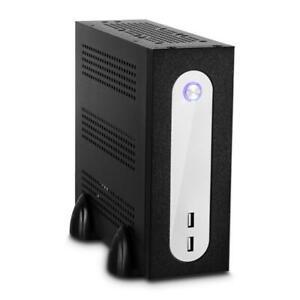 G3-Mini-Itx-Server-Tower-6xCOM-Port-Eingebettet-Sgcc-Computer-Gehaeuse-PC-Gehaeuse
