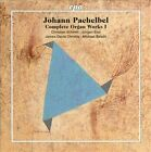 Pachelbel: Complete Organ Works, Vol. 1 Super Audio Hybrid CD (CD, Jul-2013, 5 Discs, CPO)