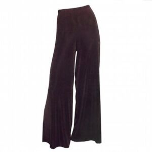 Marlenelook Brown Magna Stretch Pantaloni Lagenlook New In Slinky Extra Pants Long YrwYvx