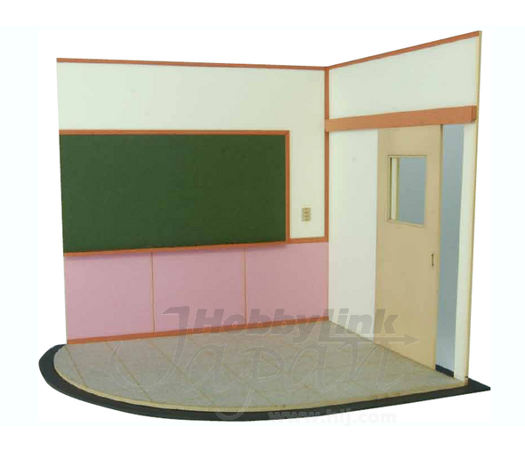 1/12 Scale Modern Classroom by Cobaanii