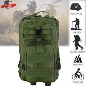 30L-Waterproof-Outdoor-Durable-Travel-Backpack-Military-Tactical-Rucksack-Bag-VG