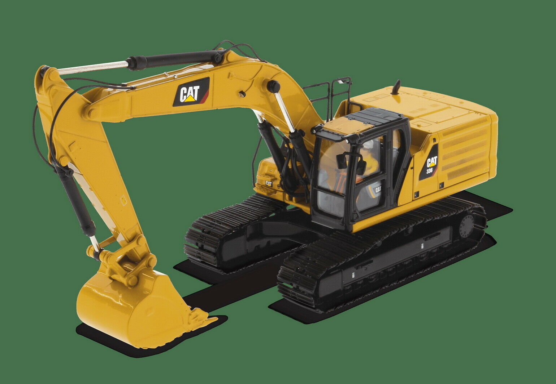 1 50 DM Caterpillar Cat 336 Hydraulic Excavator Next Generation Models