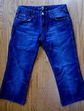 Women's 7 For All Mankind Jeans/A Pocket / Boot cut  /28 waist/ 21 inseam