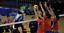 Balon-Voleibol-Suave-Al-Tacto-Size5-Amarillo-Azul-Cuero-Sintetico-Entrenamiento miniatura 7