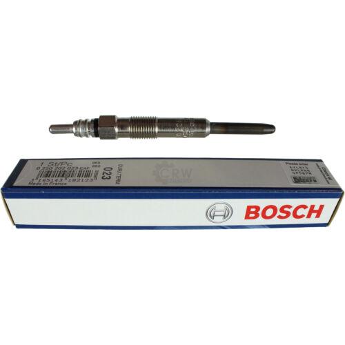 4X Originale Bosch Candelette 0 250 202 023 Glow Plug