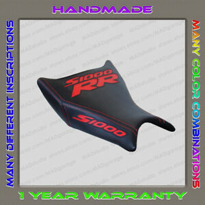 CUSTOM-Design-Front-Seat-Cover-BMW-S1000RR-09-11-black-red-001