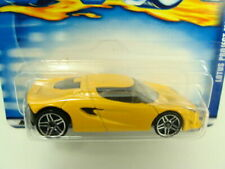 HOT WHEELS 2001  LOTUS PROJECT M250 #231 YELLOW