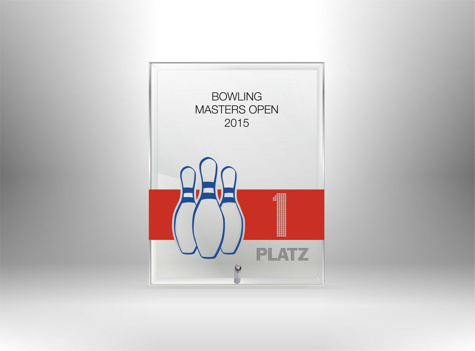 3er Glaspokale BOWLING Pokale Pokale Pokale FARBIGE mit Deinem individuellen Text Pokal W203     | Günstige  0e0672