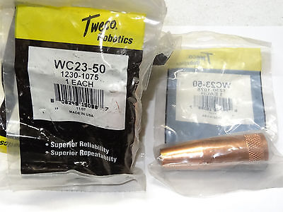 5 new CutSkill by Thermal Dynamics CS120305 Mig Contact Welding Tip Nozzle 71081