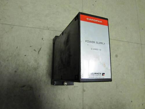 Reliance 0-49001-13 CARDPAK POWER SUPPLY 04900113