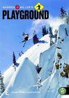 Warren Miller's Playground (DVD, 2009)