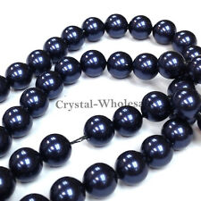 100 Swarovski 5810 Crystal Pearls Round Beads 6mm - 30 colors