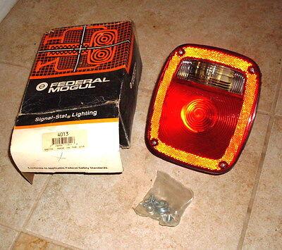 Federal Mogul 4013 Tail//Back Up Light Assembly Signal-Stat