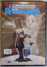 Professor Layton And The Eternal Diva Dvd 2011 For Sale Online