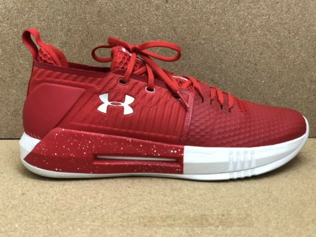 Under Armour Mens Team Drive 4 Basketball Shoe