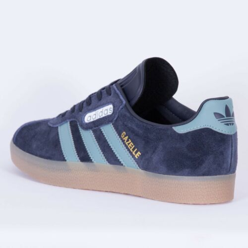 Uk Adidas Originals Gazelle Super Bnibwt Navy qZtZwr