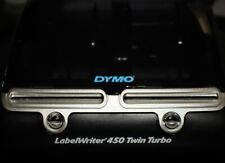 Dymo Labelwriter 450 Twin Turbo Thermal Printer Withusb Amp Power Adapter 2152310