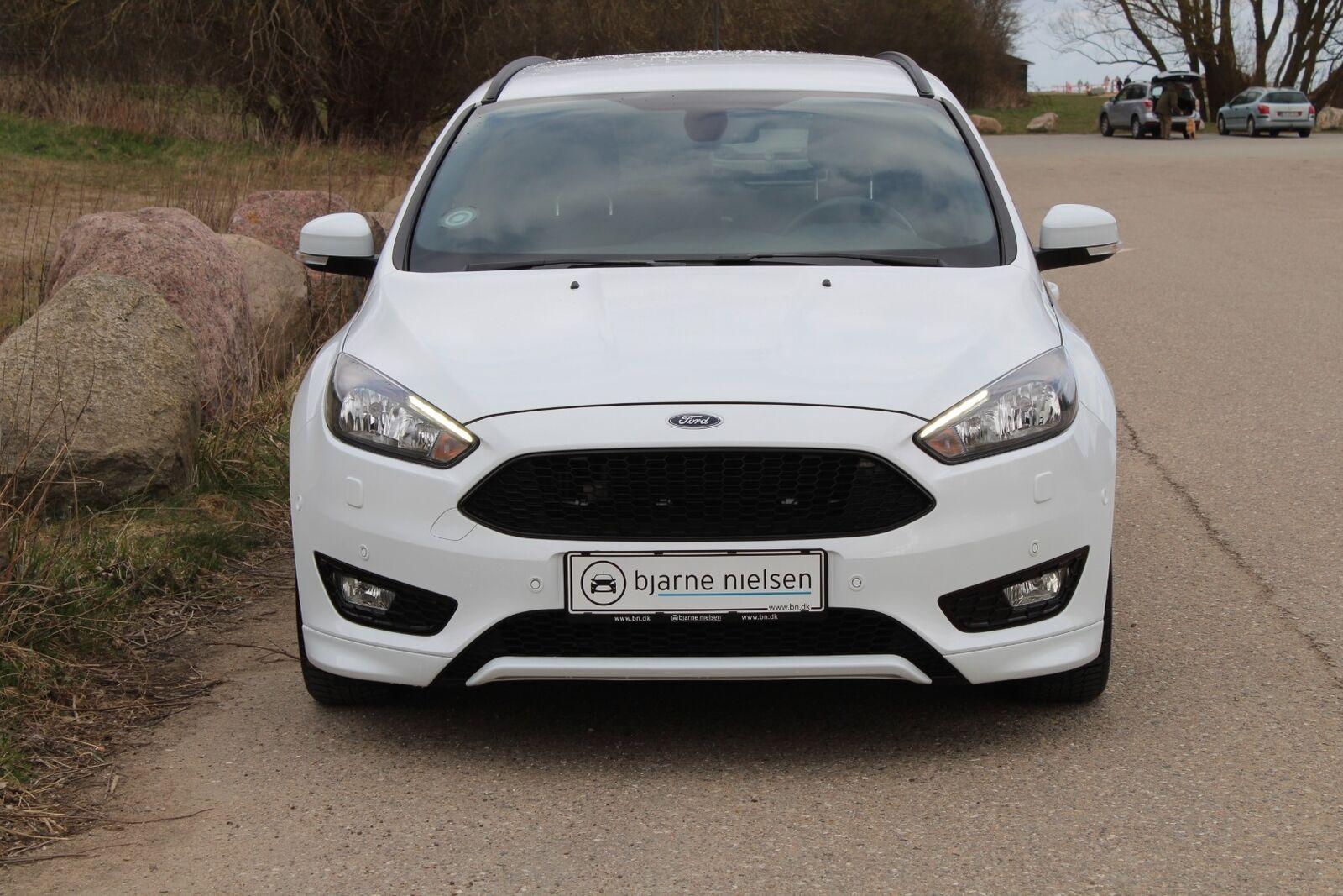 Ford Focus 1,5 TDCi 120 ST-Line stc. aut. - billede 3