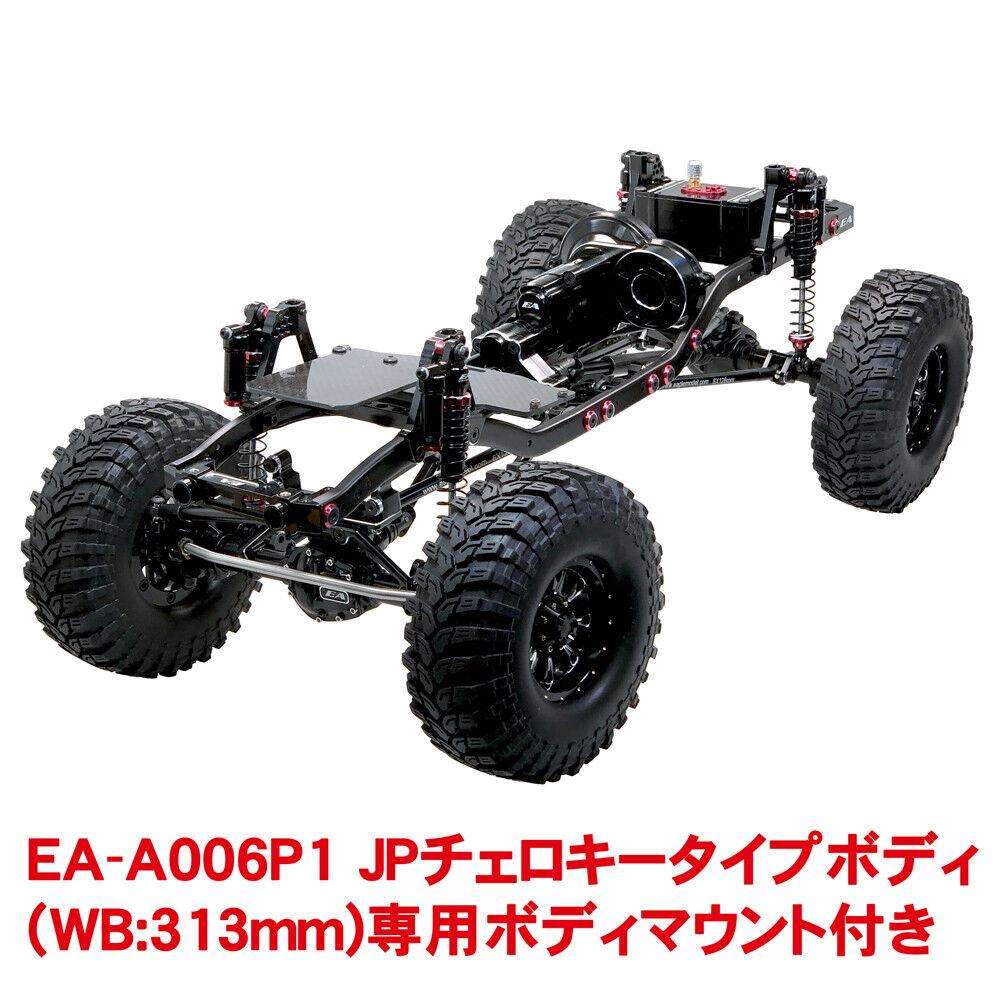 [EA-SCX10V2-BK] EA-SCX10V2 1 10Crawler [BK]