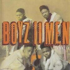 Boyz II Men: Sampler PROMO w/ Artwork MUSIC AUDIO CD Motownphilly Bended Knee 6t