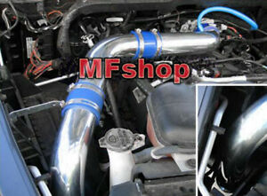 "Filter 3/"" BLUE 2006 2007 2008 Dodge Ram 1500 Pickup 3.7 V6 Air Intake Kit"