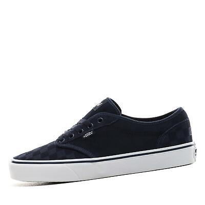 Details zu Vans Herren Atwood Sneaker low Freizeitschuhe Schlupfschuhe Schuhe dunkelblau