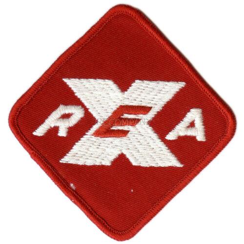 Patch REA Railway Express Agency  # 40002  NEW