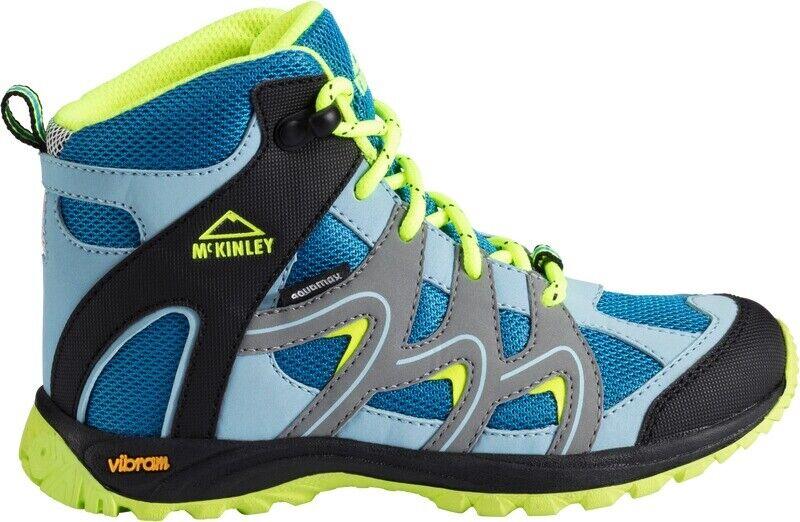 McKinley Kinder Wander Outdoor Schuhe Montijo Mid Stiefel Vibram Sohle 291435 901