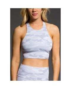 9ab4f5a12f736 Image is loading Onzie-Peek-a-boo-Racer-Yoga-Crop-Top-