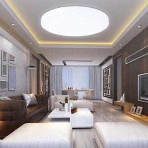 16W LED Deckenleuchte Deckenlampe Sternenhimmel Wohnzimmer ...